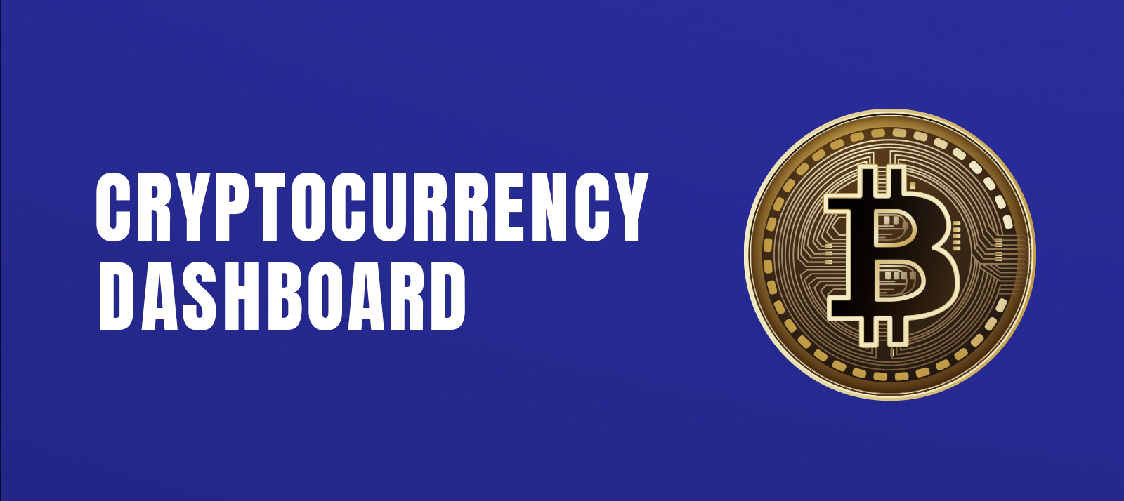Top 10 Curated Cryptocurrency Dashboard templates of 2020