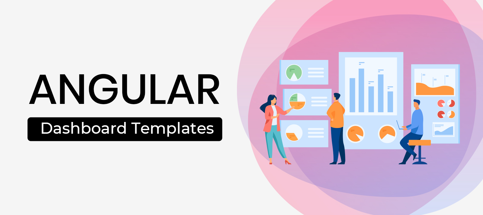Top 10+ Angular Dashboard Templates of 2020