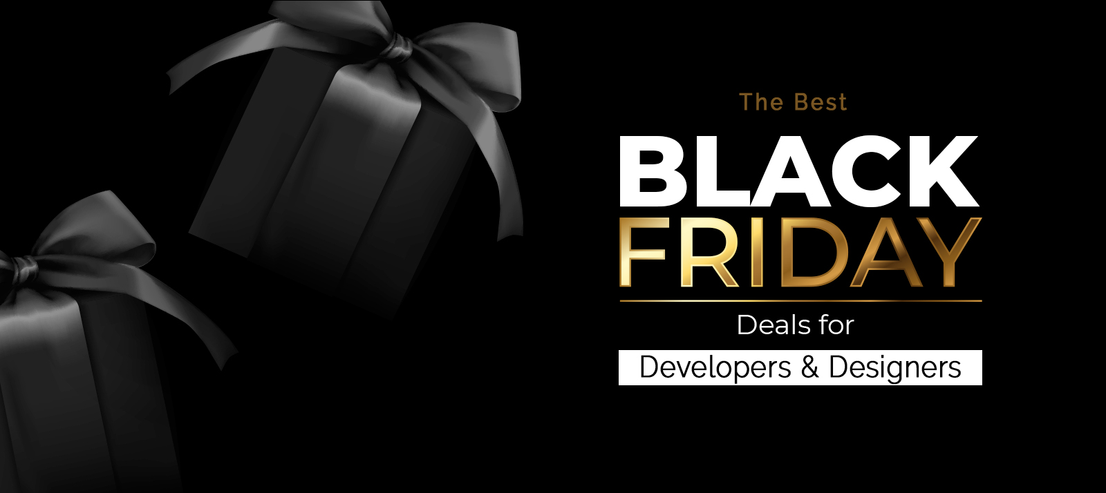 The Best Black Friday Deals for Developers and Designers – 2020