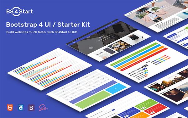 BS4 UI kit
