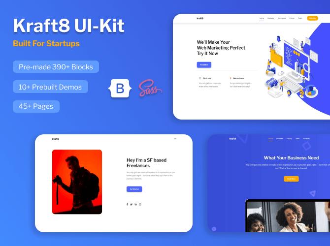 Kraft UI kit